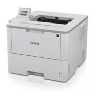 Лазерен принтер Brother HL-L6400DW, монохромен, 1200x1200dpi, 50 стр/мин, двустранен печат, Wi-Fi, Lan1000, USB, A4, 2+1 г.