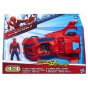 Spider Man 2 Triple Strike Cruiser Vehicle