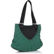 Home Heart Women Green, Black Shoulder Bag