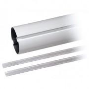 CAME Lisse tubulaire elliptique L4000mm CAME G03752