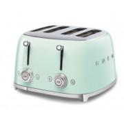 SMEG - 4x4 Toaster Pastellgrün Serie 50 Jahre