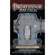 Jason A. Engle Pathfinder Map Pack: Starship Decks