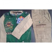 Boys Baba Suit (Removable Jacket)