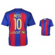 Barcelona Fan Voetbalshirt Messi Thuis 2016-2017