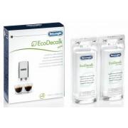 Decalcificator Delonghi EcoDecalk 2 x 100 ml