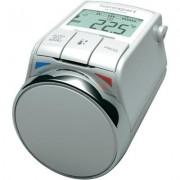 Honeywell HR25-Energy programozható fűtőtest termosztát, fehér/króm (561261)