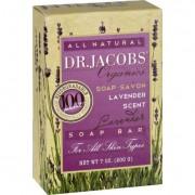 Dr. Jacobs Naturals Bar Soap - Castile - Lavender - 6.5 oz