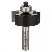 Bosch - 2608628350 - Freza de faltuire, 31.8x9.5x54mm, tija 8 mm, lemn