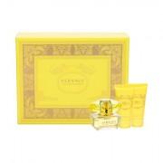 Versace Yellow Diamond confezione regalo Eau de Toilette 50 ml + 50 ml lozione per il corpo + 50 ml doccia gel Donna