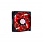 Ventilador Cooler Master SickleFlow 120mm Led Rojo (R4-L2R-20AR-R1)-Negro