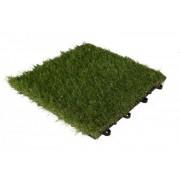 Max trávníková dlaždice zámková 30x30cm