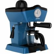 Espressor manual Heinner Charm HEM-200BL, 800W, 250ml, 3.5 bar, Albastru