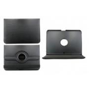 Husa Samsung Galaxy Tab 3 10.1 P5200 Cu Stand Rotativa 360 Negru