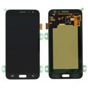 Samsung Galaxy J3 (2016) LCD + Touchscreen - Zwart voor Samsung Galaxy J3 (2016) SM-J320F