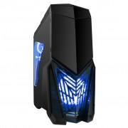 Computer dedicat jocurilor video cu procesor Intel i7 6700K, memorie Ram 8GB DDR3, video Intel HD si SSD 240GB