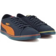 Puma Elsu v2 Tricks IDP Sneakers For Men(Yellow, Blue, Orange)