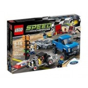 LEGO 75875 Speed Champions Ford F-150 Rapor I Ford Model A Hot Rod