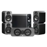 Pachete PROMO SURROUND - Q Acoustics - 3000 Cinema Pack Matte Graphite