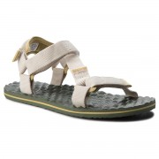 Сандали THE NORTH FACE - Base Sandal Camp Switchback Sandal T92Y984BT Vintage White/Olivenite Yellow