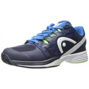 Head Men's Nitro Pro Tennis Shoes (Navy/Ocean Blue) (9. 5 D(M) US)