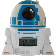 BulbBotz Reloj Despertador BulbBotz R2-D2 - Star Wars