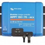 Regulador Solar Mppt Victron Bluesolar Mppt 150/70-Mc4 De 70a Y 12-24-