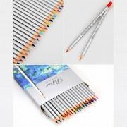 Professionele kunst schets Kleurplaat boeken tekenen van levendige kleuren 72-kleur houten kleurpotloden Set