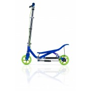 Trotineta Space Scooter X360 Series, Junior, Albastru