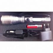 Lanterna LED 3W reincarcabila Q3-WC