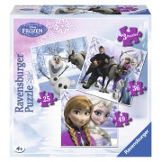 Frozen Anna, Elsa ii Prietenii, 25/36/49 Piese