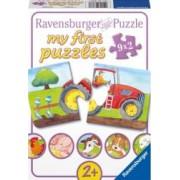 PUZZLE LA FERMA 9x2 PIESE Ravensburger
