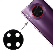 JUNXI Phone 10 PCS Cubierta de la Lente de la cámara for Huawei Mate 30 Pro de Alta Calidad