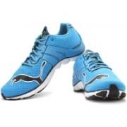 Puma Mobium Elite Running Shoes For Men(White, Blue, Black)