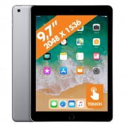 Apple tablet iPad (2018) Wifi (32GB) grijs