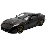Michael Mann Ferrari 599 GTO Burgundy Elite Edition 1/18