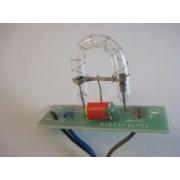 Bec stroboscopic oval pentru rampa luminoasa girofar TBD9721