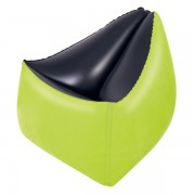 Felfújható, komfortos ülőke Moda zöld SMA 095