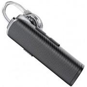 Casca Bluetooth Plantronics Explorer 110, Multi point, Suport grila ventilatie (Negru)