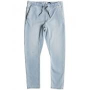Quiksilver Fonic Straight Fleece Bleached Jeans