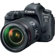 Canon Eos 6d Mark Ii + 24-105mm F/4l Is Ii Usm - 2 Anni Di Garanzia In Italia - Manuale Ita