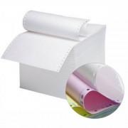 Hartie imprimanta maticiala A3-3ex. alb/roz/verde, Super White, 56/53/55 g/mp, 550 seturi/cutie