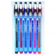 Pix Schneider Slider Memo XB set 6 culori