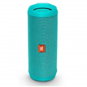 Parlante Flip4 Bluetooth inalámbrico portátil y altavoces impermeable - Verde