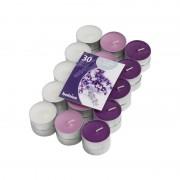 Lumanari tip pastila parfumate liliac 30/set 4h