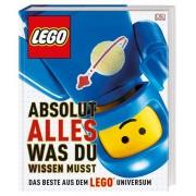 Dorling Kindersley LEGO® Absolut alles was du wissen musst