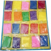 CLAY TOY FOR KIDS SET OF 20 COLOURED PACKETS