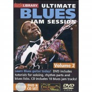 Roadrock International Lick Library: Ultimate Blues Jam Session 2 DVD/CD