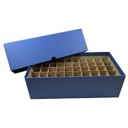 Coin Roll Box for 50 Rolls or Tubes of NICKELS by Guardhouse