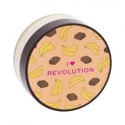 Makeup Revolution London I Heart Revolution Loose Baking Powder cipria in polvere per un effetto mat 22 g tonalità Chocolate Banana donna