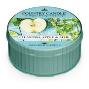 Country Candle Cilantro, Apple & Lime Daylight Cilantro Apple & Lime